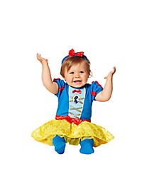 Snow White Dress Infant Costume