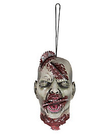 Saw Blade Hanging Head - Decorations