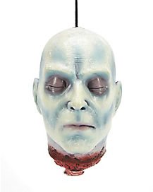 Frozen Male Hanging Head - Decorations