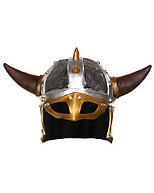 Boys Warrior Latex Helmet