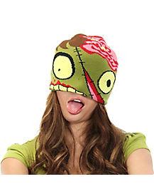 Zombie Knit Beanie