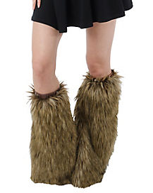 Viking Furries Leg Warmers