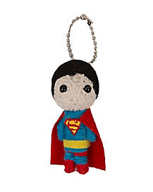 Superman Voodoo Keychain
