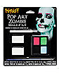 Pop Art Zombie Makeup Kit