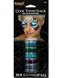 Cool Tones Stack Makeup