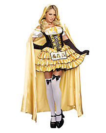 Goldilocks Adult Womens Costume