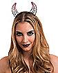 Metal Devil Headband