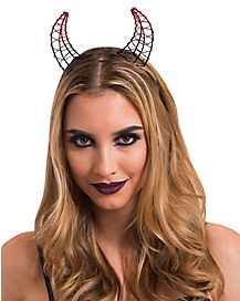 Metal Devil Headband
