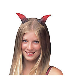 Devil Latex Horns
