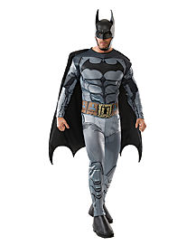 Arkham Batman Mens Costume