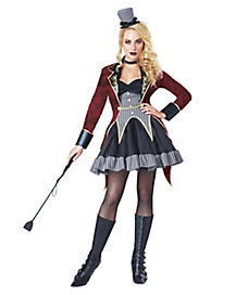 Dark Ringmaster Womens Costume