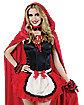 Red Riding Hood Costume Kit