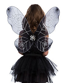Kids Spiderweb Wings