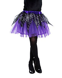 Kids Spiderweb Tutu