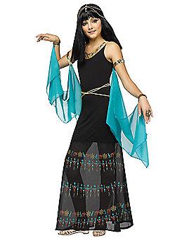 Kids Egyptian Queen Costume
