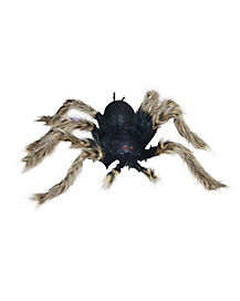 2 ft Two Tone Hairy Spider - Decorations
