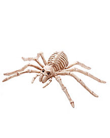 8 in Mini Skeleton Spider - Decorations