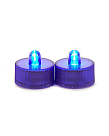 Submerse Purple Tea Light 2 Pack