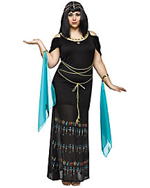 Adult Egyptian Queen Plus Size Costume