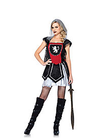 Adult Royal Knightess Costume