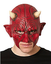 Chinless Devil Mask
