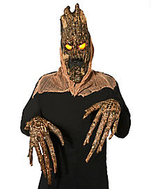 Living Tree Mask with Hands - Deluxe