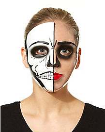 Womens Skeleton Mask