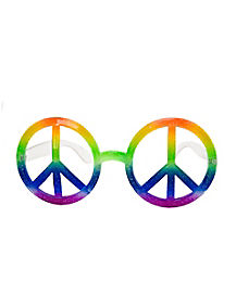 Color Peace Glasses