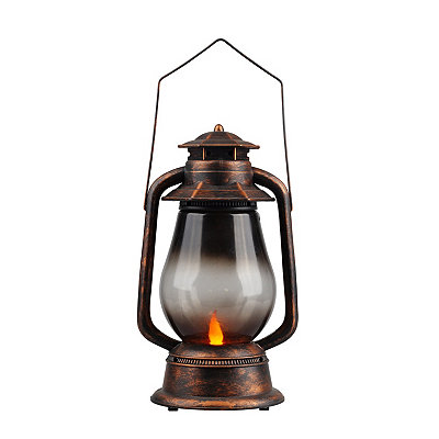 Bronze Light-Up & Sound Lantern
