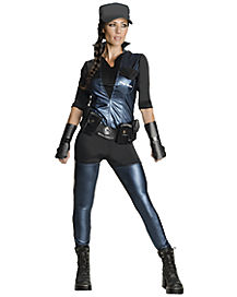Adult Sonya Blade Costume - Mortal Kombat