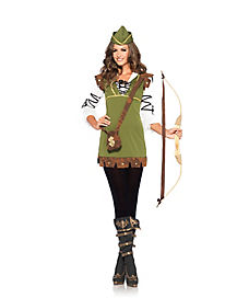 Robin Hood Honey Womens Costume
