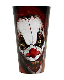 Clown Plastic Cup