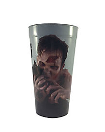 The Walking Dead Plastic Cup