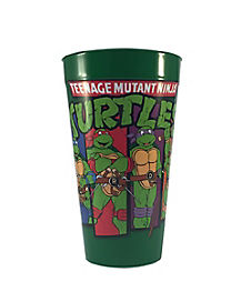 TMNT Plastic Cup - Teenage Mutant Ninja Turtles