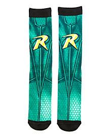 Robin Crew Socks - Batman