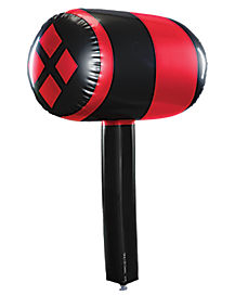 Inflatable Harley Quinn Mallet - Batman