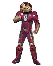 Kids Hulkbuster Costume Deluxe - Avengers 2: Age of Ultron