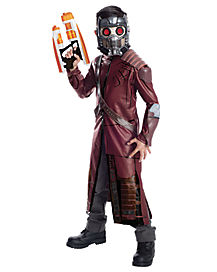 Kids Star Lord Costume Deluxe - Guardians of the Galaxy