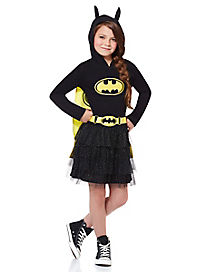 Batgirl Caped Dress