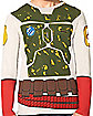 Boba Fett Star Wars Long Sleeve  T shirt