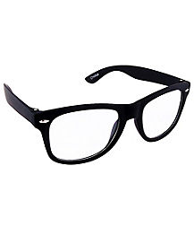 Black Basic Glasses