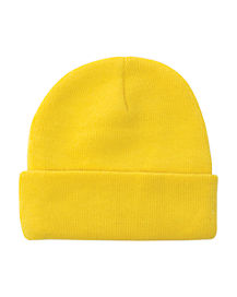 Yellow Beanie Hat