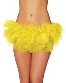 Basic Yellow Adult Tutu