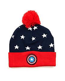 Captain America Beanie - Marvel