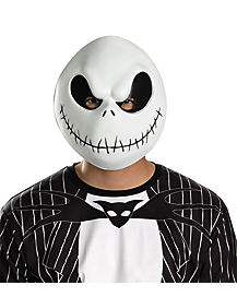 Jack Skellington Mask - Nightmare Before Christmas