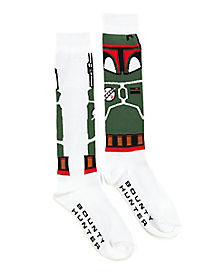 Star Wars Boba Fett Character Socks