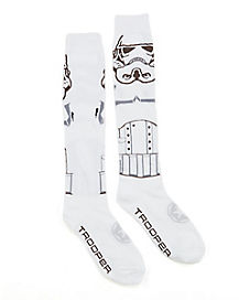 Star Wars Storm Trooper Character Socks