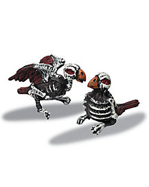 Zombie Birds - Decorations