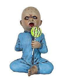 Lollipop Zombie Baby