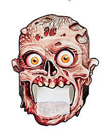 Zombie Toilet Paper Dispenser - Decorations
